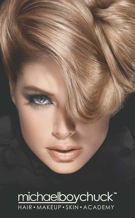 Michael Boychuck hair makeup school