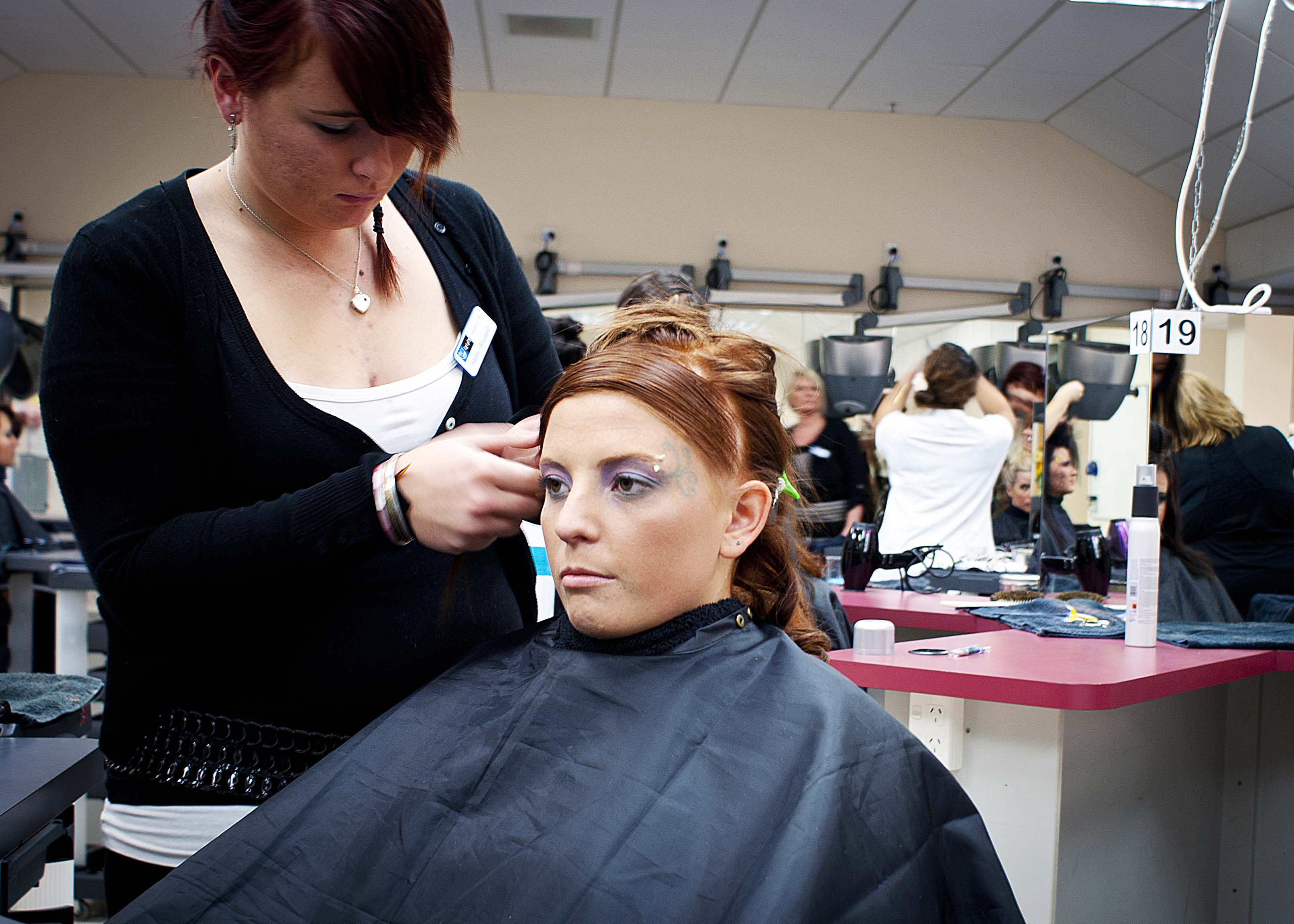 Auckland Hair Artist Courses
