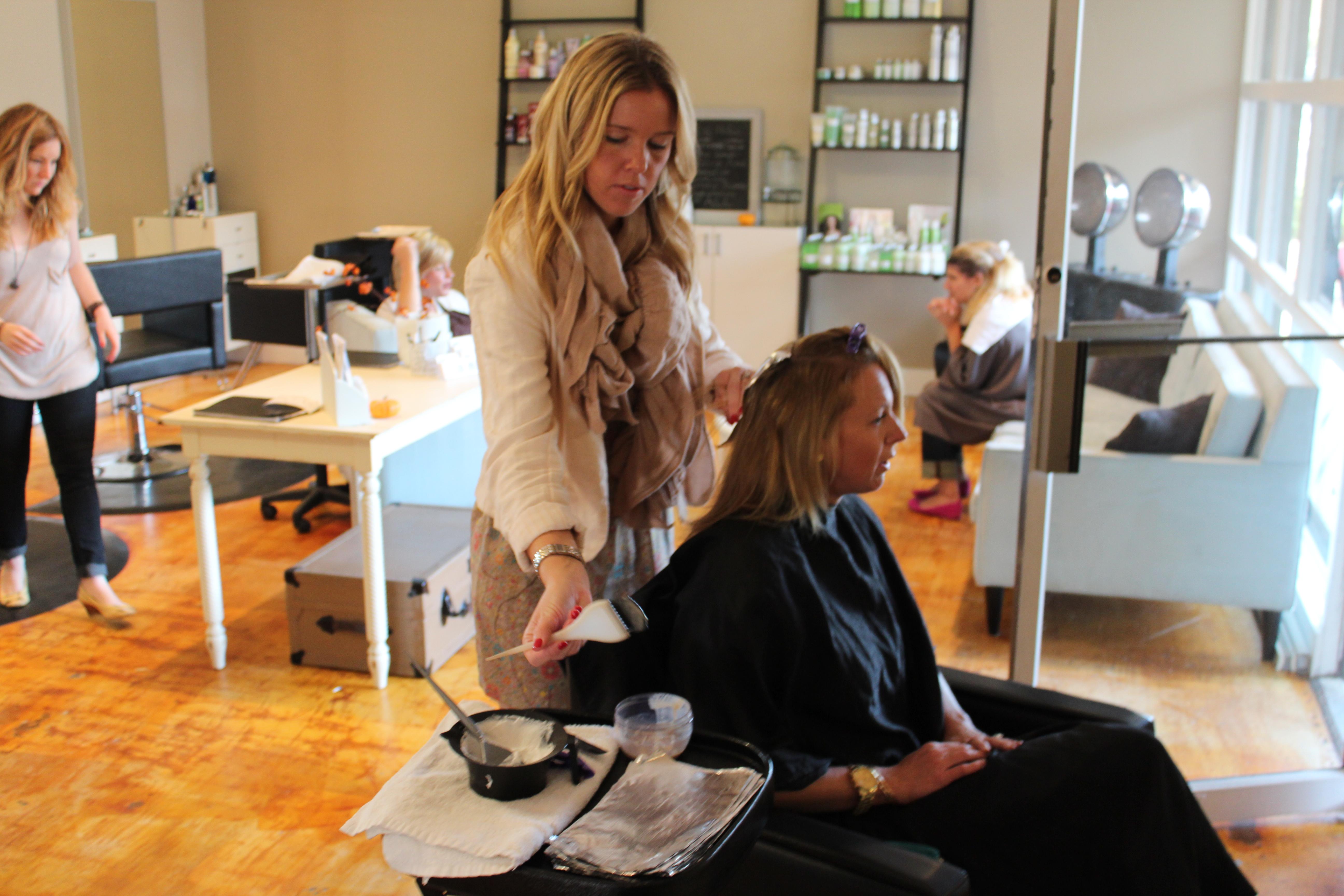 Paris france hair school courses michael boychuck online for Hair salon paris france