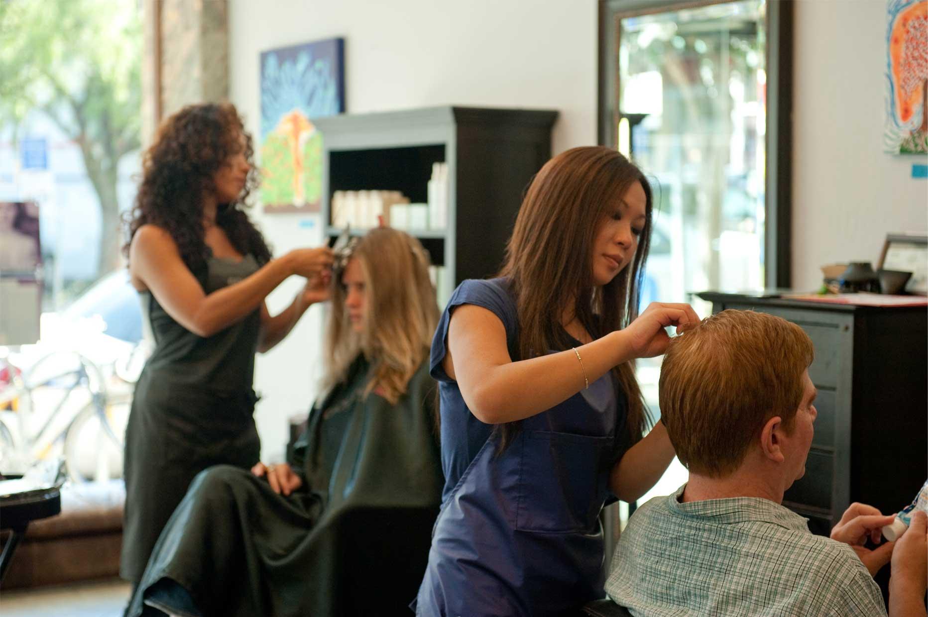 Rome Italy Hair Artist Courses