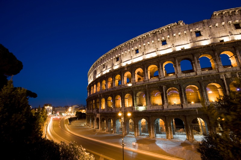 Rome hair courses
