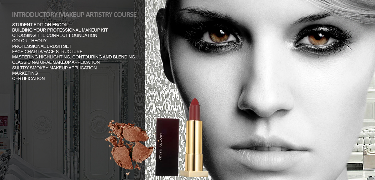 Introductory makeup artistry course