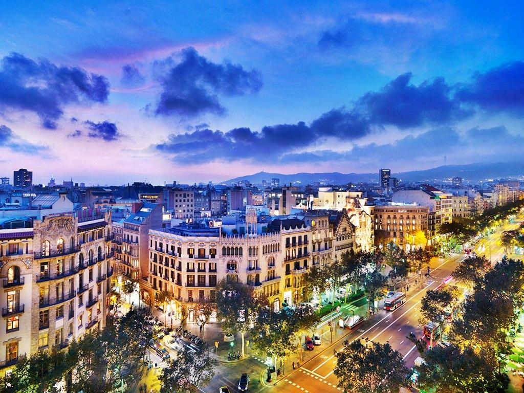Barcelona Spain Makeup Courses | Michael Boychuck Online ...