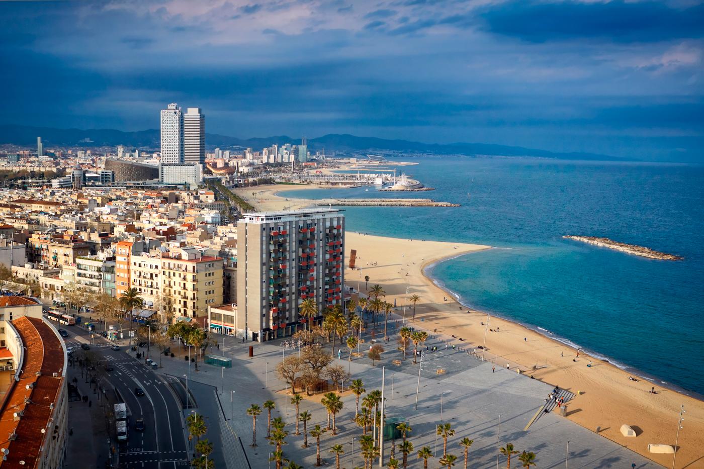 Barcelona Spain Skin Courses Michael Boychuck Online