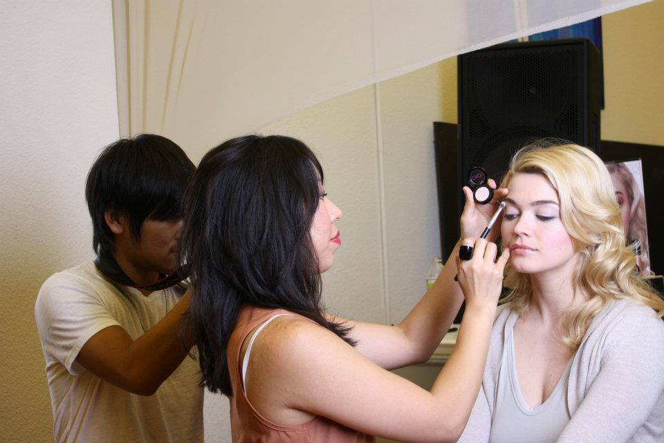 Berlin Germany Makeup Artist Courses