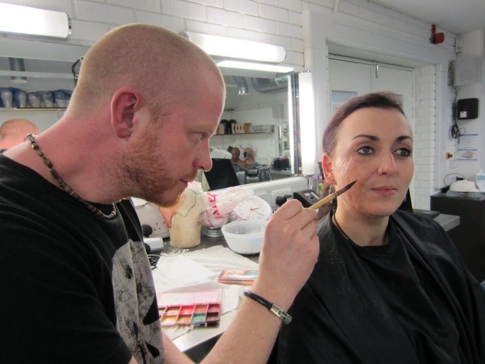 Cape Town Makeup Artist Courses
