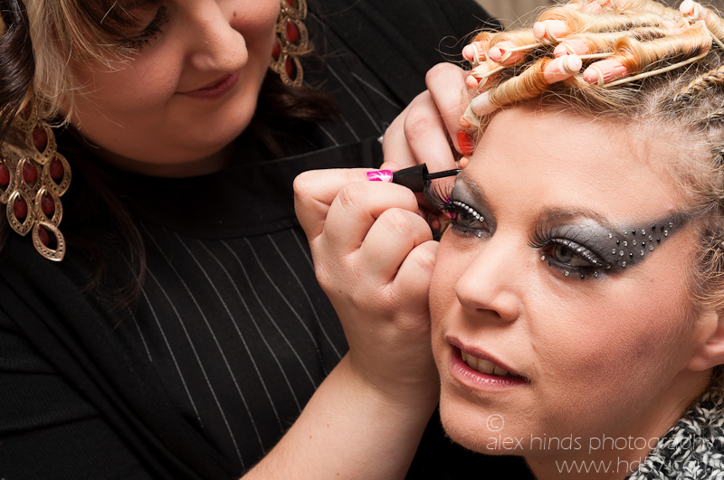 Leicester Makeup Artist Courses