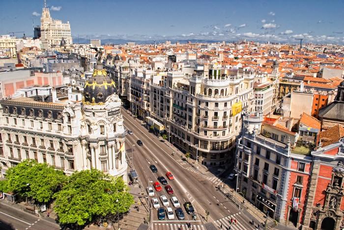 Madrid Spain Makeup Courses
