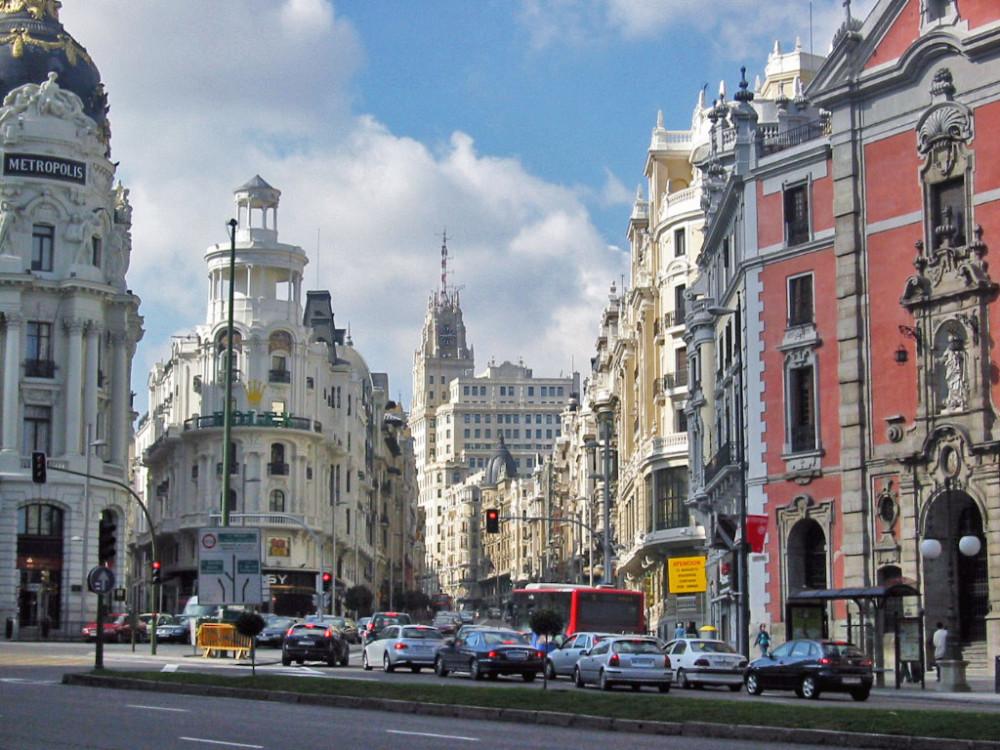 Madrid Spain Skin Courses