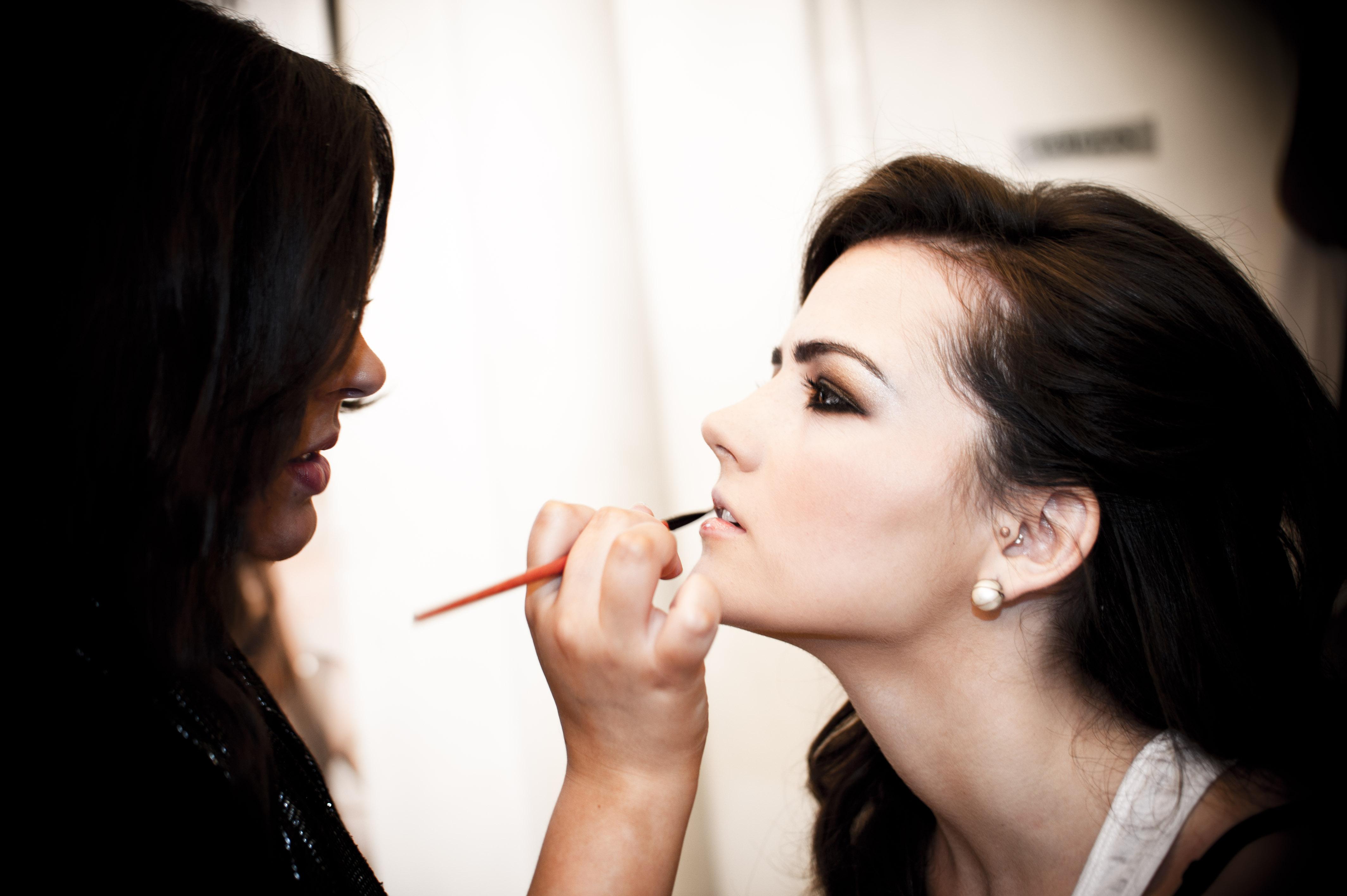 Makeup artist degree