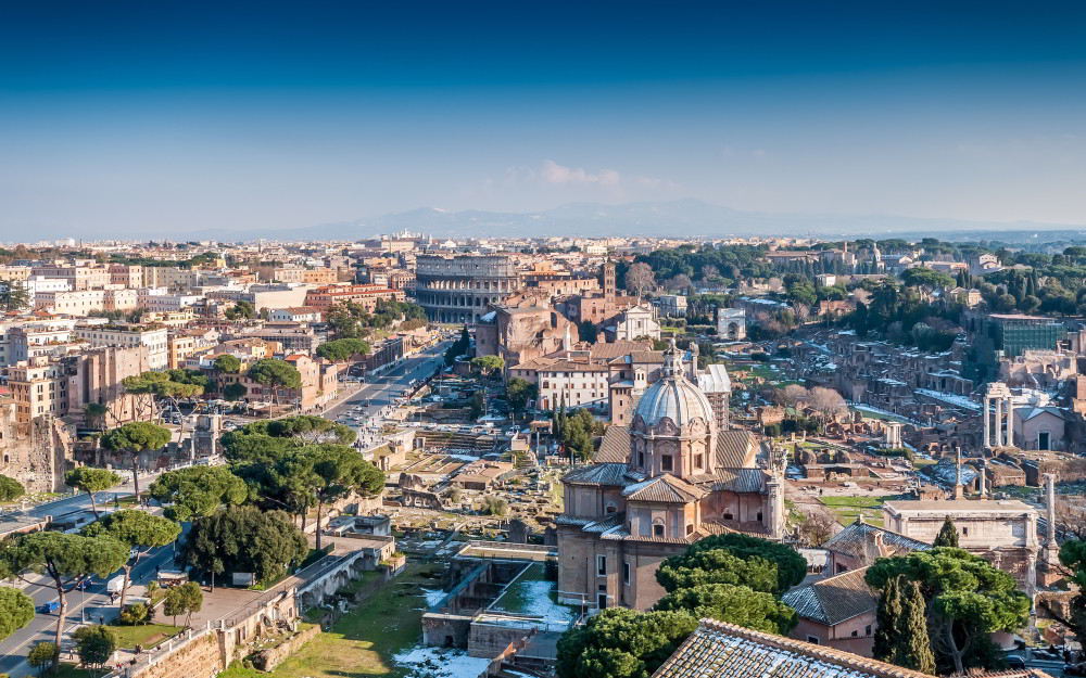 Rome Italy Skin Courses
