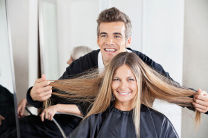 the secret in hairstyling