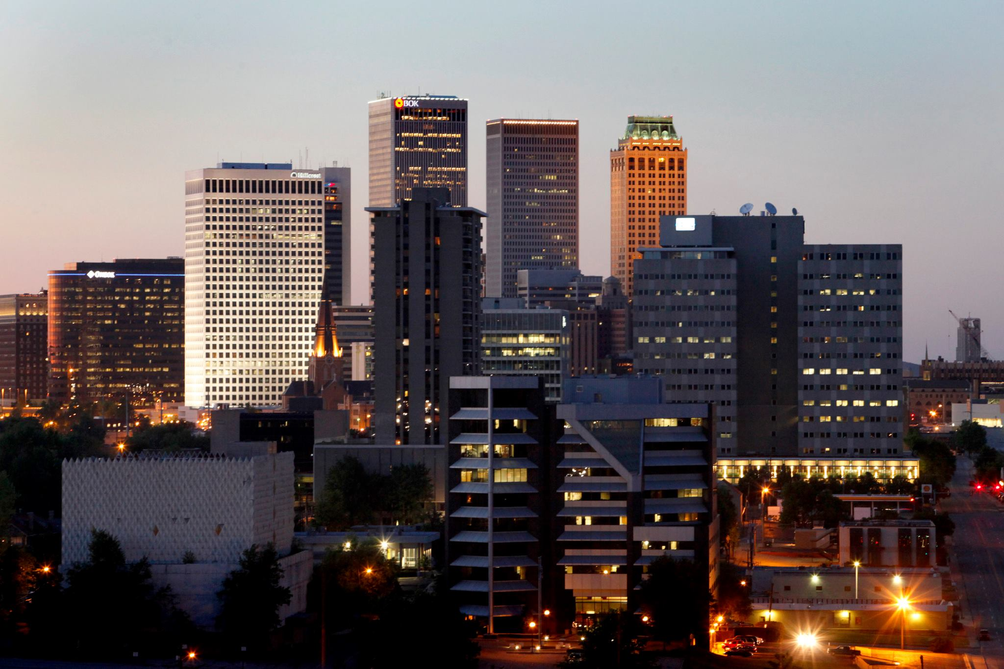 What Is Oklahoma City Known For Food