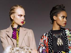 Spring runway 2015 Hairstyles