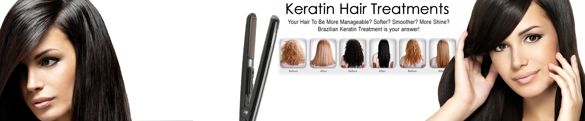 Keratin Hair Treatments