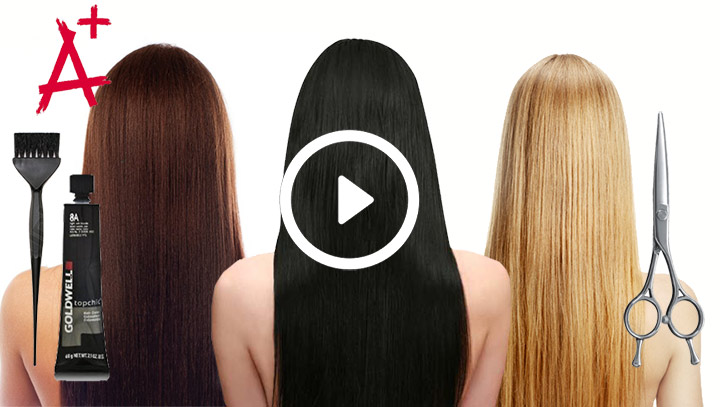 Online Hair School For Modern Hair Styling And Dressing